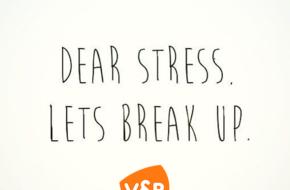 NIEUW: Leer omgaan met stress!