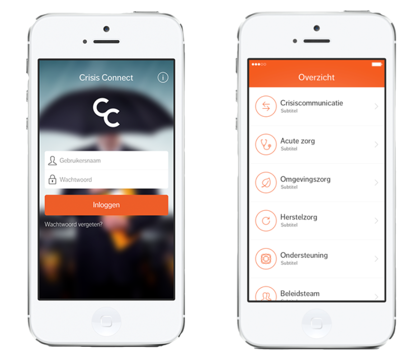 CrisisConnect App